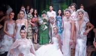千万黄金珍珠婚纱11月空降魔都外滩,国际婚纱女王桂由美的奢华盛宴