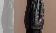 MIGAINO曼娅奴女装2018冬季新款羽绒服系列