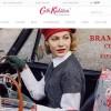 英国品牌 Cath Kidston上财年销售微涨但亏损扩大拓展中国市场