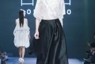 中国国际时装周白鹿语女装2019春夏系列秀场图片