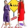 大红大紫 Allyall艾利欧女装2019春夏新款流行色彩