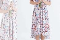杰西卡JESSICA女装2019春夏新款连衣裙流行趋势