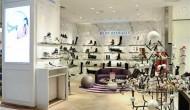 上海久光百货B5 by BLOCCO5女鞋品牌专柜