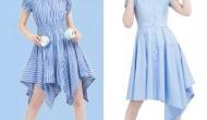 淑女屋女装2019夏季新款连衣裙系列