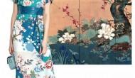 OMNIALUO欧柏兰奴女装2019春夏新款:东方美学 诗意绽放